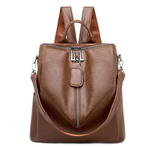 PU Leather Backpack Bags For Women High School Backpack For Teenage Girls Mini Travel Female Ladies Backpack Bags
