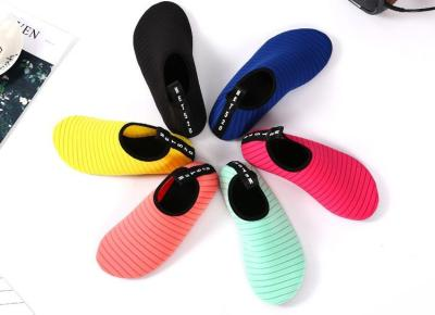 Womens water shoes barefoot quick-dry aqua socks for beach swim surf yoga exercise summer shoes woman sandals