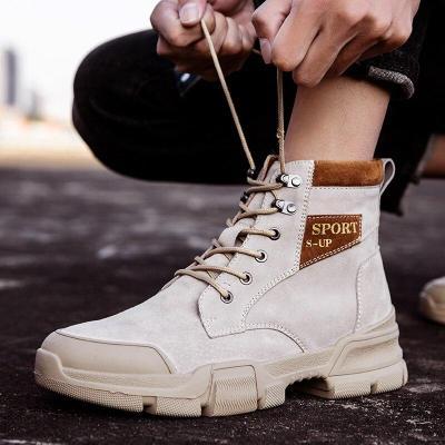 New Super Warm Men Winter Boots for Men Men's boots Warm snow Shoes 2020 New Men's Ankle Snow Boot 38-44