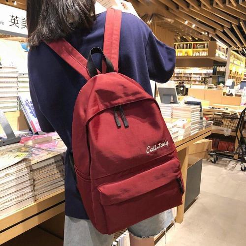 Fashion Nylon Waterproof Backpack Cute Student Women School Bag Girls Kawaii Backpack Female Luxury Teenage Bag Ladies Book 2019