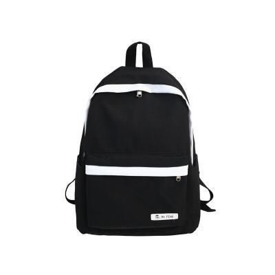 Student Female Nylon Backpack Cute Women School Bag For Girls Waterproof Kawaii Backpacks Harajuku Teenage Lady Fashion Bag 2019