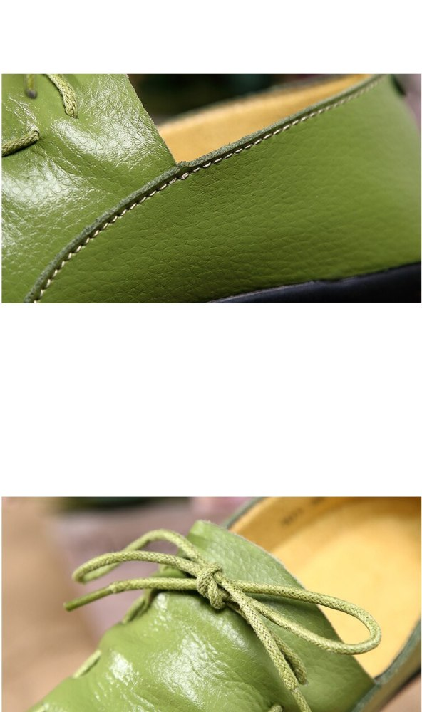 Genuine leather shoes woman pleated elastic flat shoes band basic solid rubber ladies shoes superstar adult sapato feminin