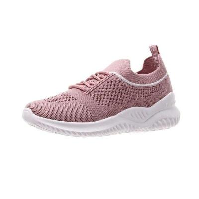 2020 New Fashion Womens Platform Sneakers Breathable Women Casual Shoes Flat Low Top Female Trainers Zapatos De Mujer