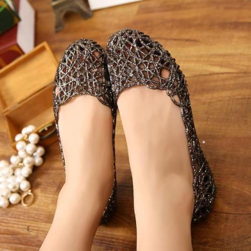 Women sandals 2020 fashion flat shoes woman summer shoes jelly sandals women shoes