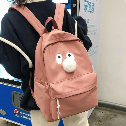 Waterproof Nylon Cute Backpack Women Luxury Book School Bag Girl Harajuku Kawaii Backpack Female Fashion Bags Student New Ladies