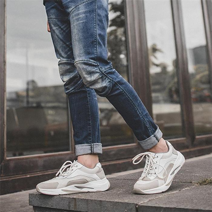 Summer men's wild breathable sneakers