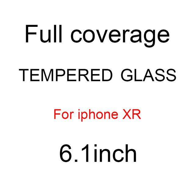 10D screen protector protective glass for iPhone
