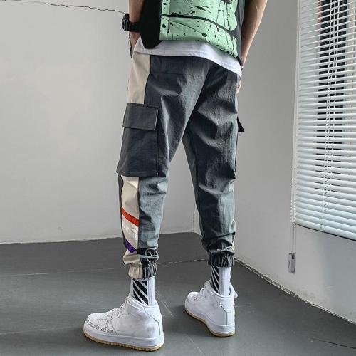 Casual Slim Beam Feet Tooling Pants TT089