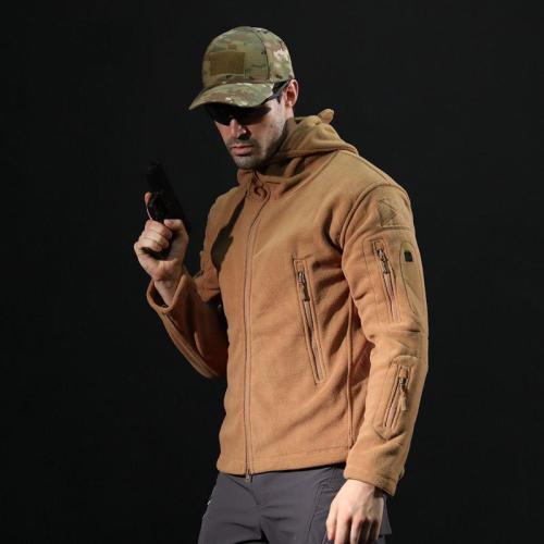 Men Winter Fleece Jackets