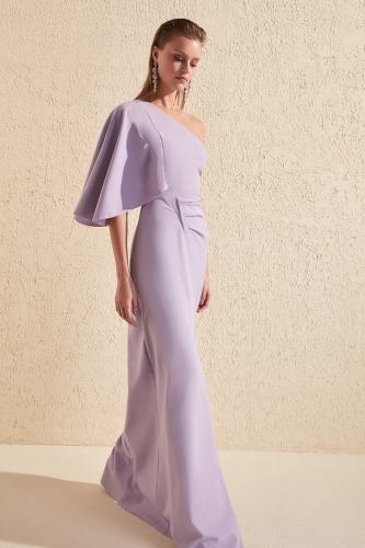 Trendyol Battery Detail Evening Dress & Prom Gown TPRSS20AE0049