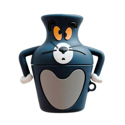 Tom and Jerry AirPods Case Silicone Shockproof Cover