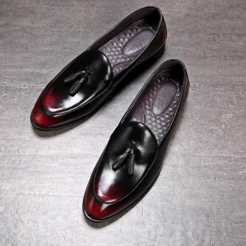 Fashion Tassel Business loafers