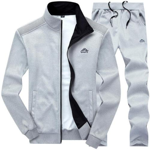 Men's Basic Geometric Suit