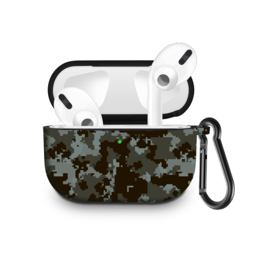 Camouflage Colorful AirPods Pro Case Charging Headphones Cases For Airpod Protective Cover