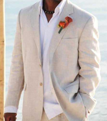High Quality Groom Men Suits 2 Pieces(Jacket+Pants+Tie) Costume Homme Marriage Latest Designs Men Blazer Champagne Suit 009