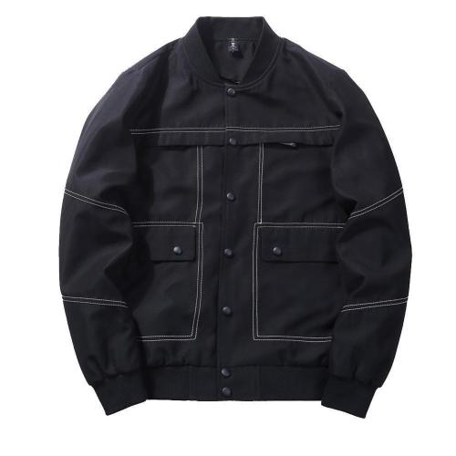 Mens Street Fashion Flight Jacket