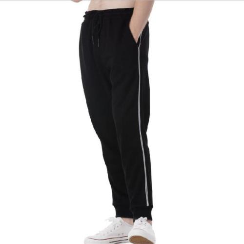 Fashion Youth Casual Sport Side Strip Pants