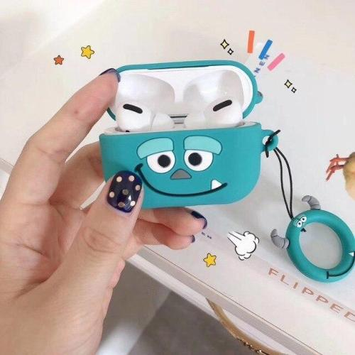 Monsters AirPods Pro Charging Headphones Cases