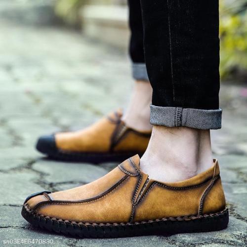 Fashion Business Soft Sole Flat Shoes