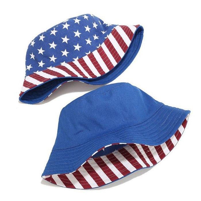 Day Print Bucket Hat Foldable Fisherman Hat Sun Hat Bucket Cap Women Visor Lovers Sun Fishing Hat Gorras