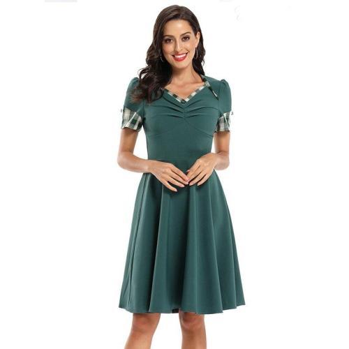 Fashion able V-neck evening dress Slim slim evening dresses elegant simple evening gown vestido de festa