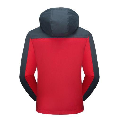 2020 New Men's Jacket raincoats sports  outdoor skiing  Spring Autumn Male Coats Waterproof Windbreaker Breathable Hooded Jacket