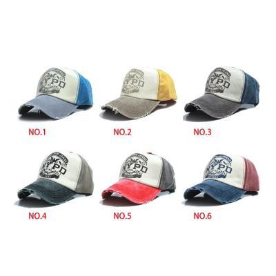 6 colors cotton Vintage Snapback Cap adjustable hat Unisex Baseball Cap Hip Hop Hat Hot Winter Cap