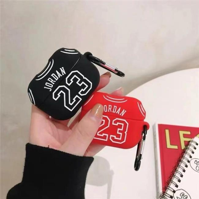 Basketball 23 Jordan AirPods Pro Case Shock Proof Cover