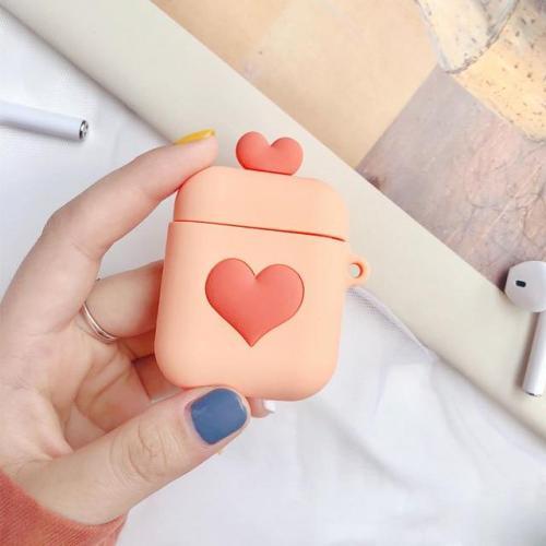 Cute Cartoon Wireless Earphone Case For Apple AirPods 2