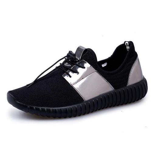 Metal Color Shoes