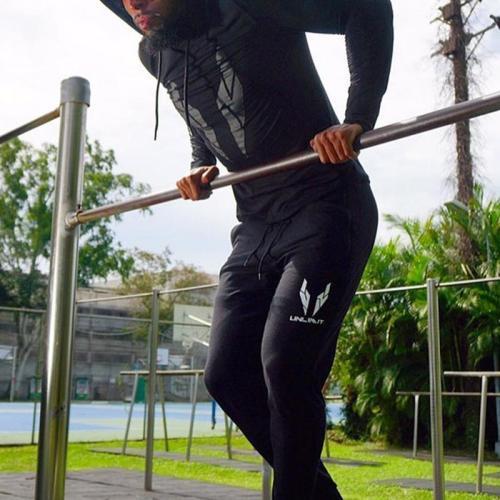 Sport Training Cotton Hoodie