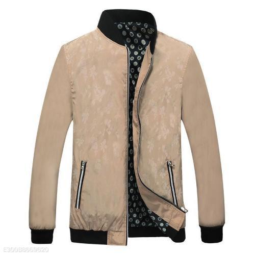 Men's Printed Jacket