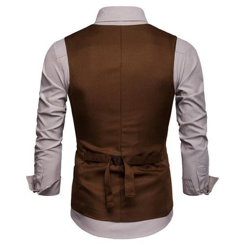 Men's Jewelry Suit Vest Jacket