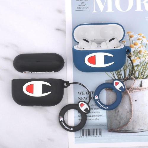 Champion AirPods Pro Case Silicone Shockproof Cover