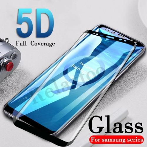 New 5D Curved Tempered Glass For Samsung