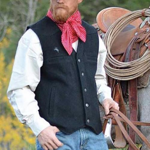Men's clothes casual solid color vest