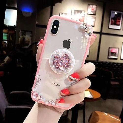 Luxury Glitter Phone Case For Iphone X 7 8 Plus