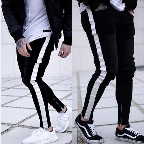Black Slim Fit Stretchy Skinny Jean