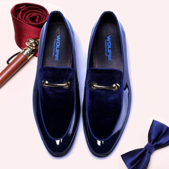 Casual Shoes - Plus Size Luxury Classic Pointed Toe Shoes