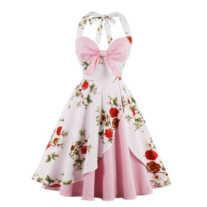 fashion Large size Short Evening Dress Off the Shoulder Party Dresses Elegant Prom Dress Pretty printing evening gown