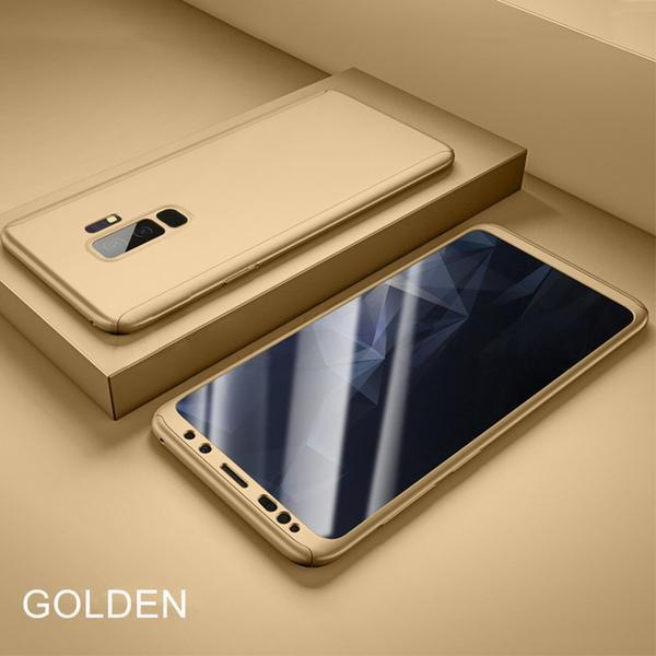 360 Degree Ultra Thin Case for Samsung Galaxy S8/S9/S7 with Screen Film