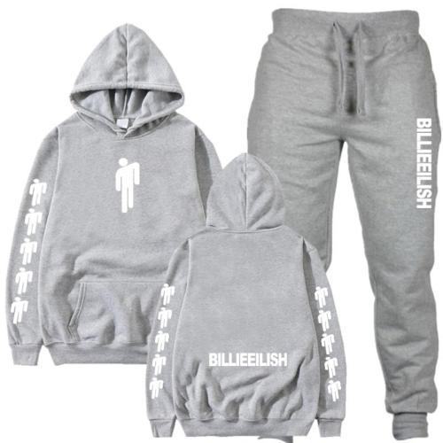 New autumn and winter sportswear women's men's hoodie casual suit women's clothing jogging pants sports suit