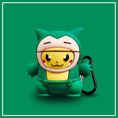 Pokémon Pikachu AirPods Pro Charging Headphones Cases