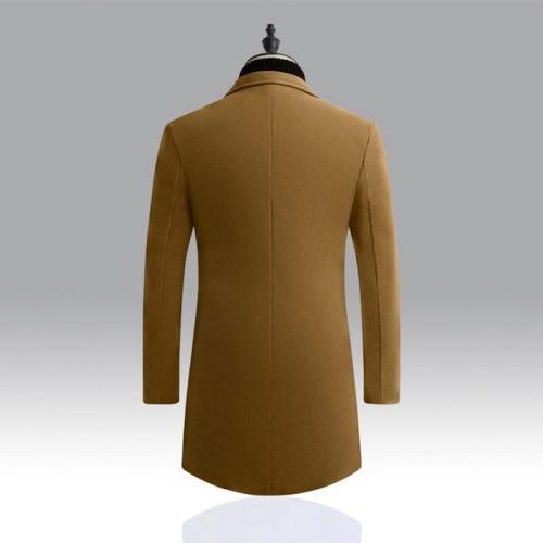 HEFLASHOR 2020 New Winter Jackets Windbreaker Coat Men Autumn Winter Warm Outwear Brand Slim Mens Coats Casual Jackets Male Coat