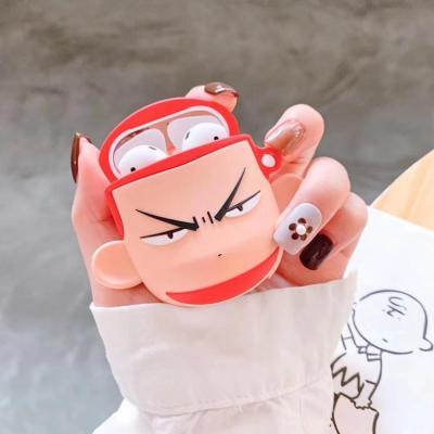 Slam Dunk 'Hanamichi Sakuragi' Premium AirPods Case Shock Proof Cover