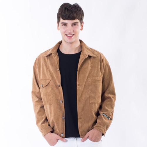 Basic Style Mens Jacket