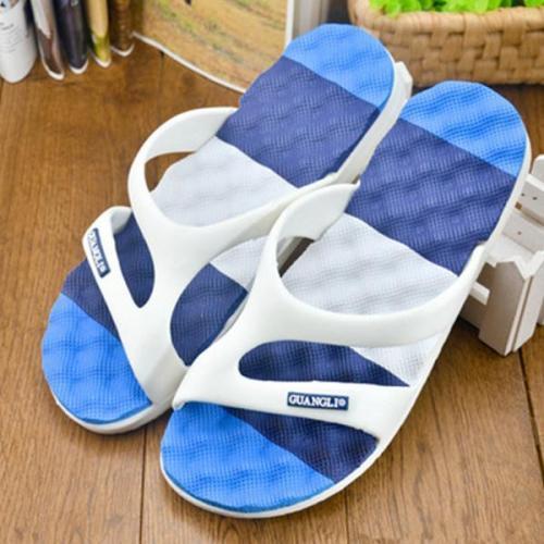 Casual Anti-Sip Beach Plastic Slippers