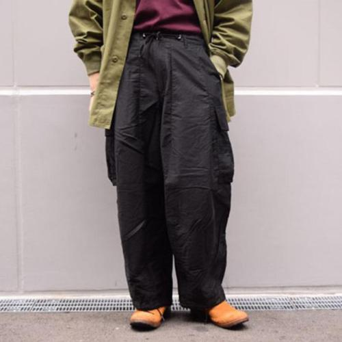 Men's Cotton Linen Casual Loose Wide Leg Pants YT009