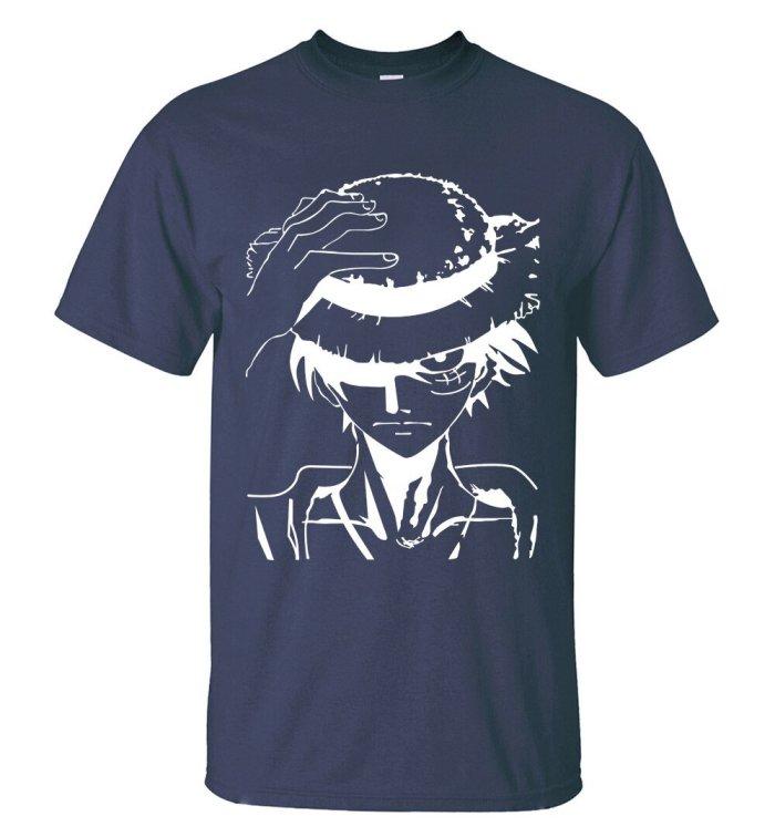 Monkey.D.Luffy Cartoon T shirt