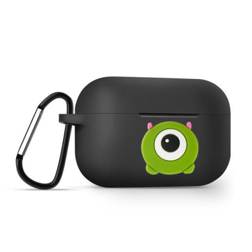 Monsters Michael Wazowski Silicone AirPods Pro Case Shock Proof Cover